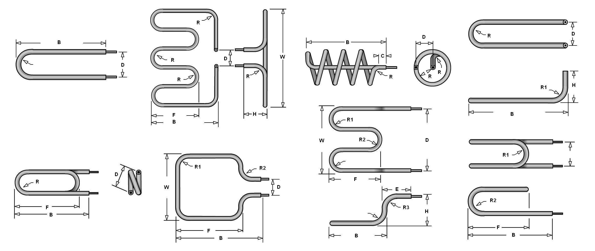 tubular-heater-designs